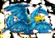 Sturmbrecher blau-gelb