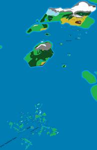 OC Landkarte