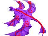 Lavendelfeuer