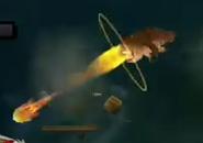 Fleischklops Feuer AvB