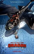 HTTYD3 Poster 2