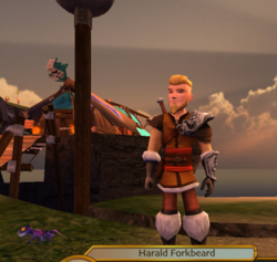 SoD Harald auf der Drachenklippe