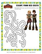 Rätsel Labyrinth 8