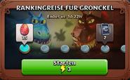 TU Quests - Rankingreise für Gronckel 1