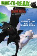 HTTYD3 Night Fury and Light Fury 2