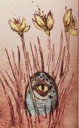 Wechselbalgdrache Ei