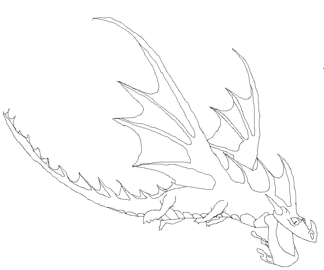 Drachenzähmen Leicht Gemacht Ausmalbilder Ohnezahn : Bild Ausmalbild Schockdrache Jpg Drachenz Hmen Leicht Gemacht