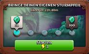 TU Quests - Bringe deinen eigenen Sturmpfeil 1
