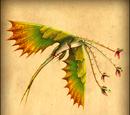 Blättrige Schnappende Falle/Dragons-Aufstieg von Berk
