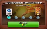 TU Quests - Ausprobieren Sturmschneid 1