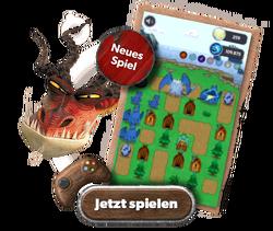 Drachenklassen Spiel Icon