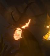 Dorngrat Feuer
