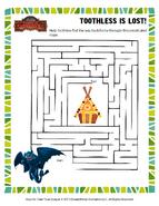 Rätsel Labyrinth 9