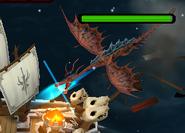 Stachelschreck Titan Feuer AvB