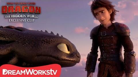 HOW TO TRAIN YOUR DRAGON THE HIDDEN WORLD NYCC Exclusive Clip