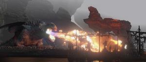 Roter Tod zerstört Schiffe
