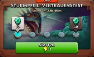 TU Quests - Sturmpfeil Vertrauenstest 1