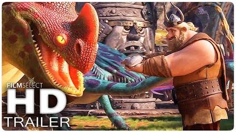HOW TO TRAIN YOUR DRAGON 3 New Dragons Trailer (2019)