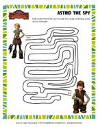 Rätsel Labyrinth 13