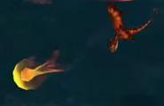 Schrecklicher Schrecken Titan Feuer AvB