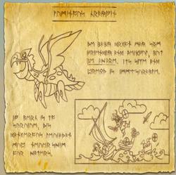 SoD Krayfin Pergament