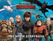 HTTYD3 Movie Storybook