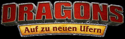 Dragons-Auf zu neuen Ufern Logo