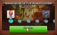 TU Quests - Rankingreise für Rumpelhorn 1