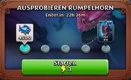 TU Quests - Ausprobieren Rumpelhorn 1