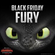 HTTYD3 Black Friday