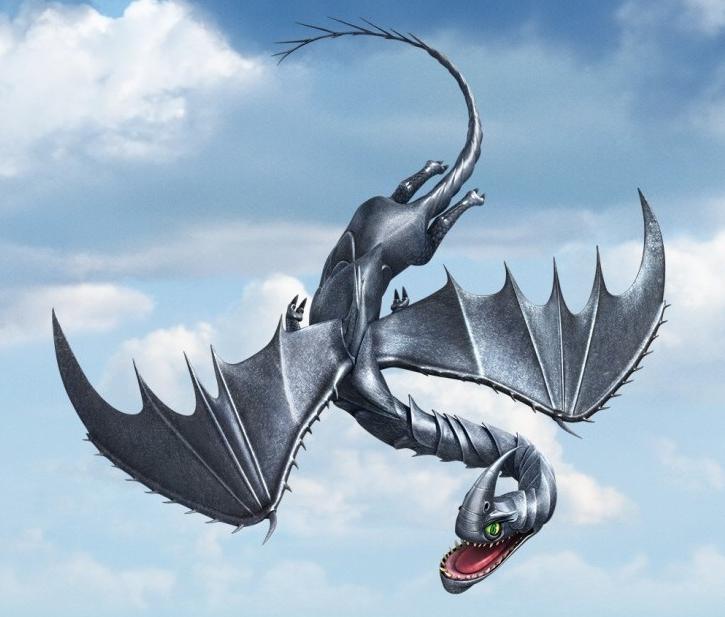 Klingenpeitschling | Drachenzähmen leicht gemacht Wiki | FANDOM ...