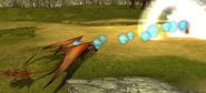 Wollgeheul Titan SoD Feuer