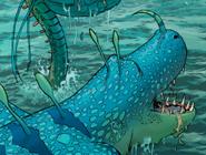 Exotischer Schiffbrecher - Erbe der Schlange