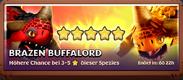 TU Ziehung - Brazen Buffalord