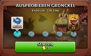 TU Quests - Ausprobieren Gronckel 1
