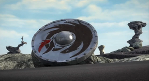 Hiccup's Shield