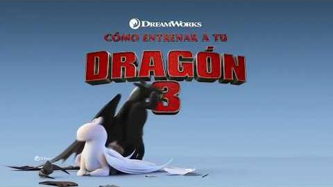 How to Train your Dragon The Hidden World Spanish TV Spot