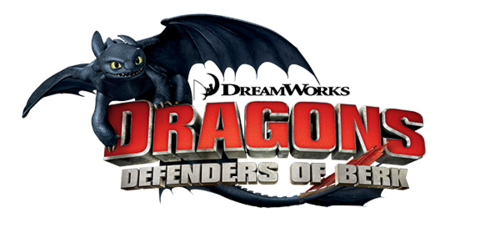 Dragons-Die Wächter von Berk Logo