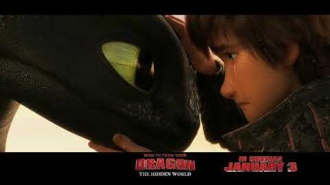 How To Train Your Dragon The Hidden World - In Cinemas January 3