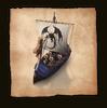 Drachenjäger kommen Großes Schiff