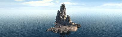 Insel des Brüllenden Tods