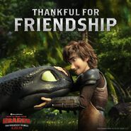 HTTYD3 Thanksgiving