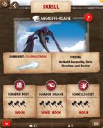 Drachenjäger kommen Drache Skrill