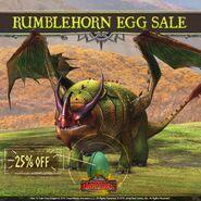 Rumpelhorn SoD Verkauf