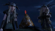 Raff Taff Hühnchen Der große Kampf Teil 1
