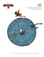 Rätsel Labyrinth 16