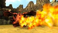Büffelstachel Titan Feuer SoD