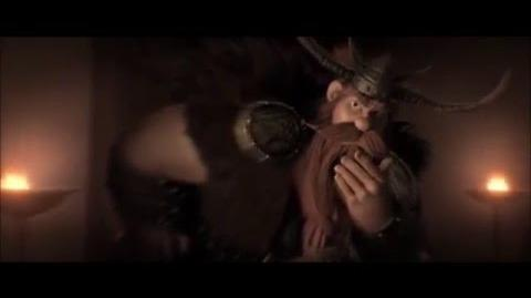 HTTYD2- The Drago Bludvist story