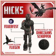 HTTYD3 Hicks Drachenrüstung Info D