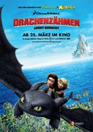 Drachenzähmen Poster 2